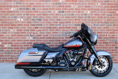 2020 Harley-Davidson CVO™ Street Glide® in Ames, Iowa - Photo 1