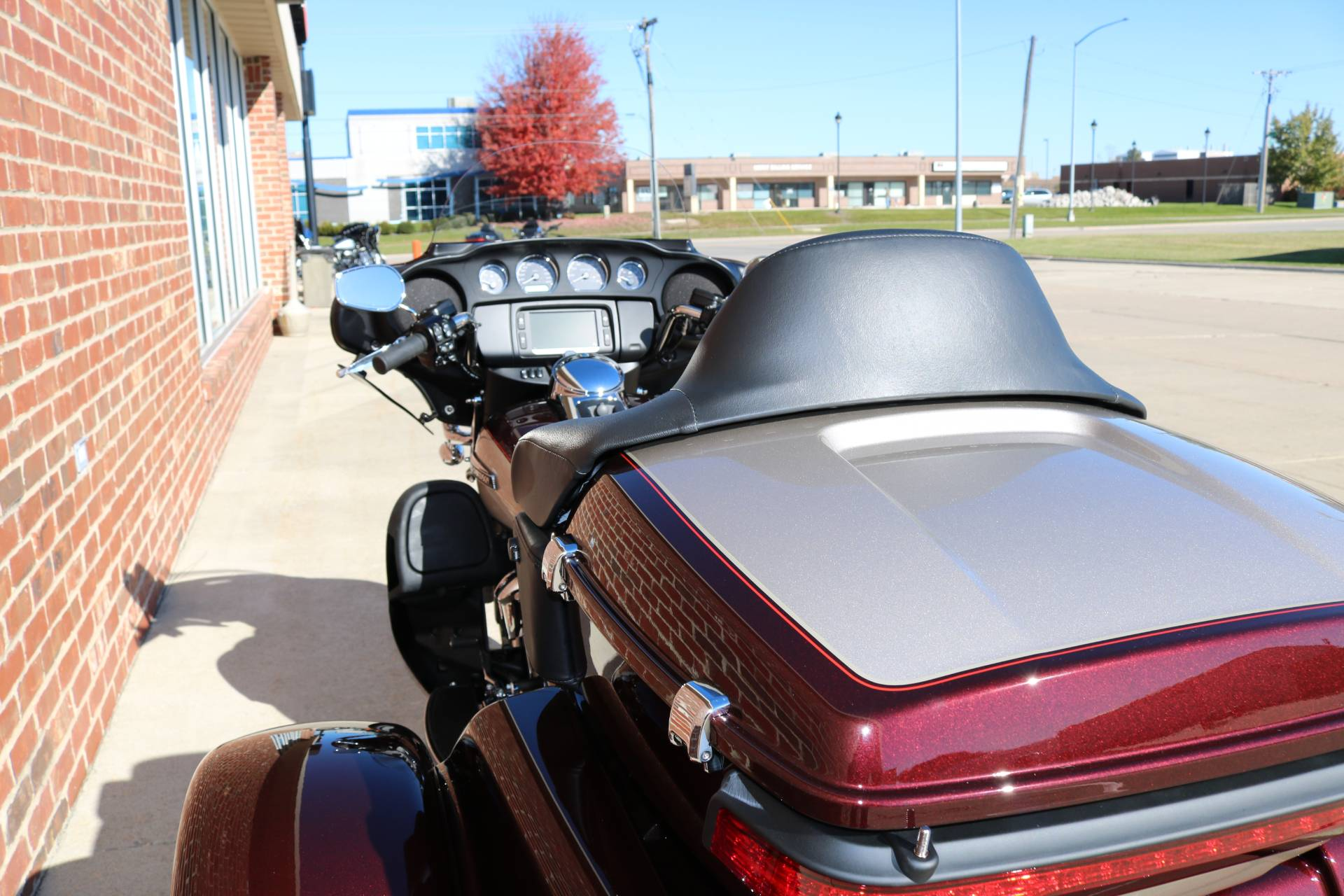 2018 Harley-Davidson Tri Glide® Ultra in Ames, Iowa - Photo 4