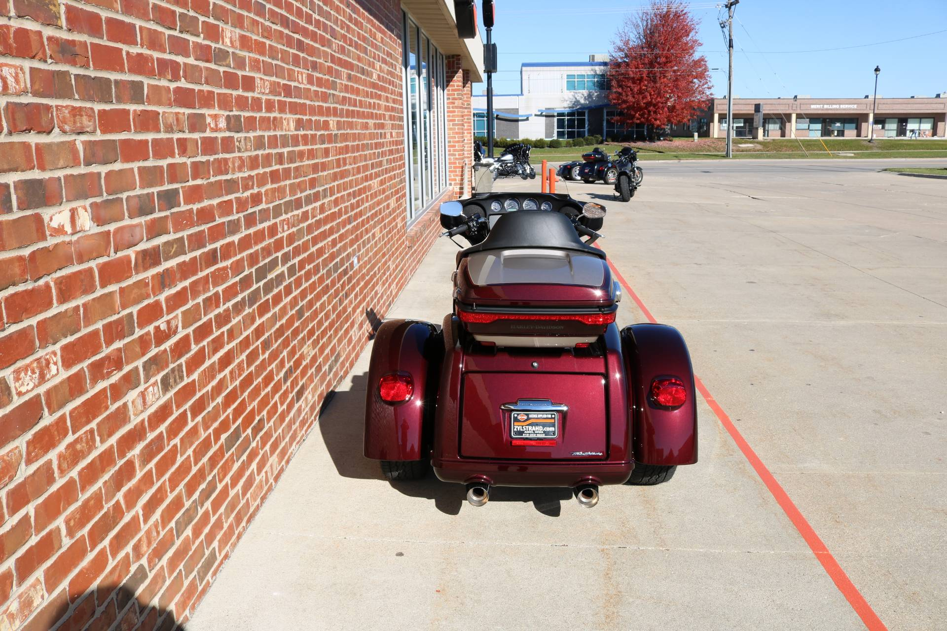 2018 Harley-Davidson Tri Glide® Ultra in Ames, Iowa - Photo 7
