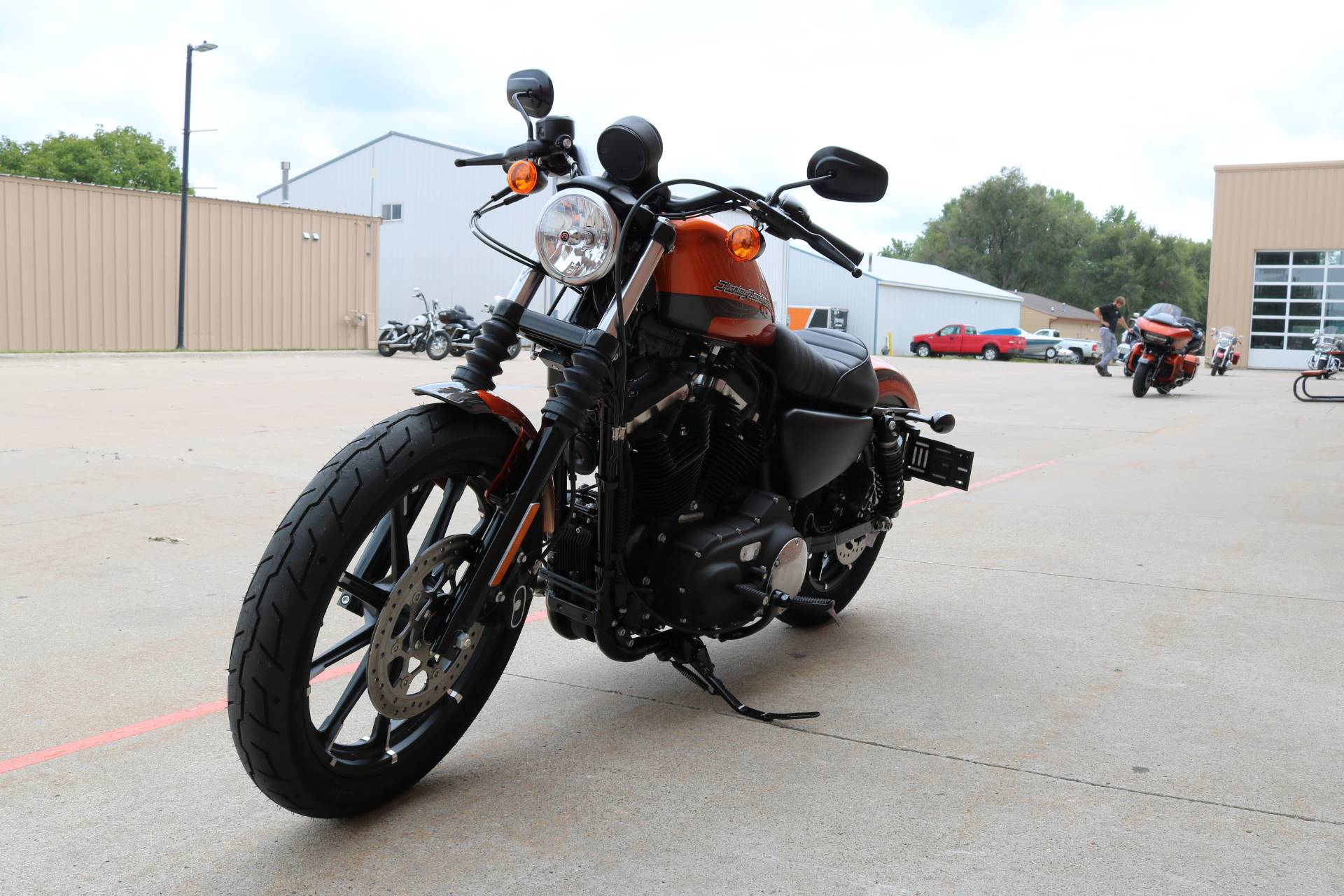 2020 Harley-Davidson Iron 883™ in Ames, Iowa - Photo 10