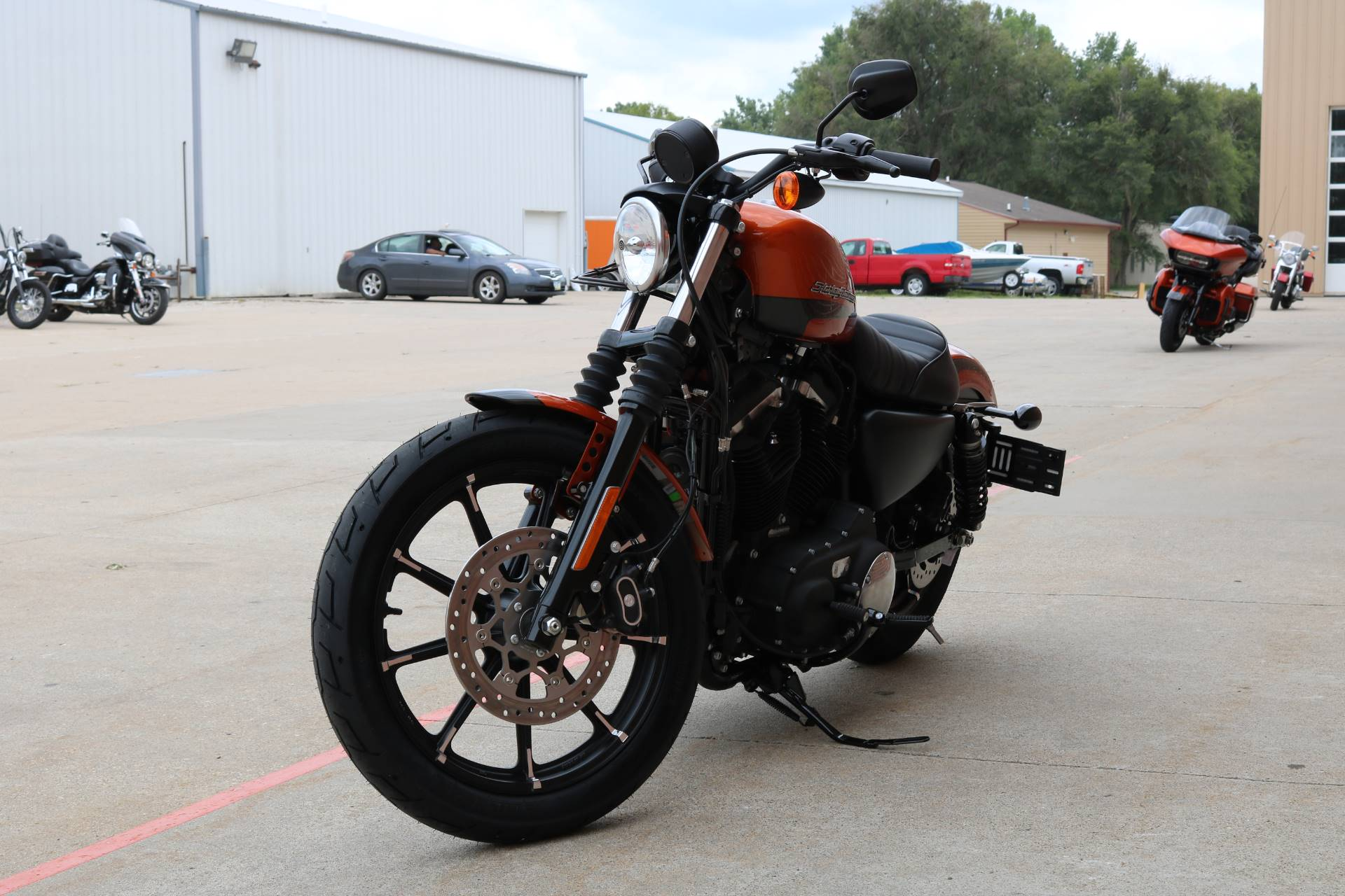 2020 Harley-Davidson Iron 883™ in Ames, Iowa - Photo 13