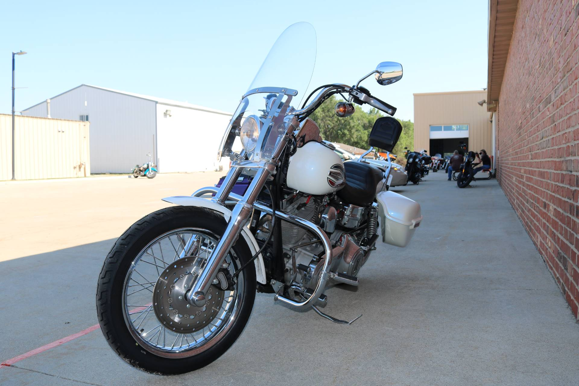 2006 Harley-Davidson 35th Anniversary Super Glide® in Ames, Iowa - Photo 4