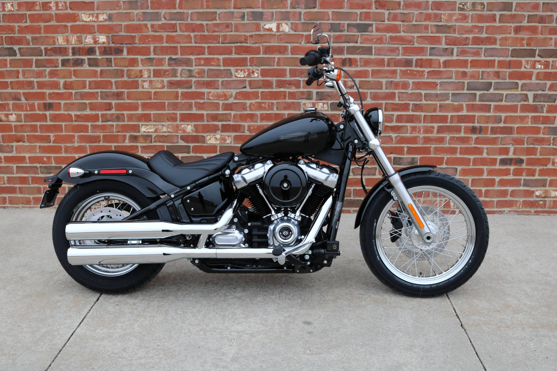 2021 Harley-Davidson Softail® Standard in Ames, Iowa - Photo 1