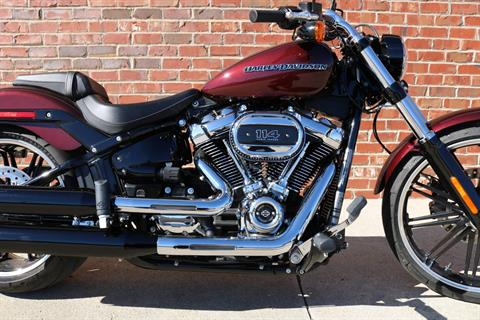 2018 Harley-Davidson Breakout® 114 in Ames, Iowa - Photo 1