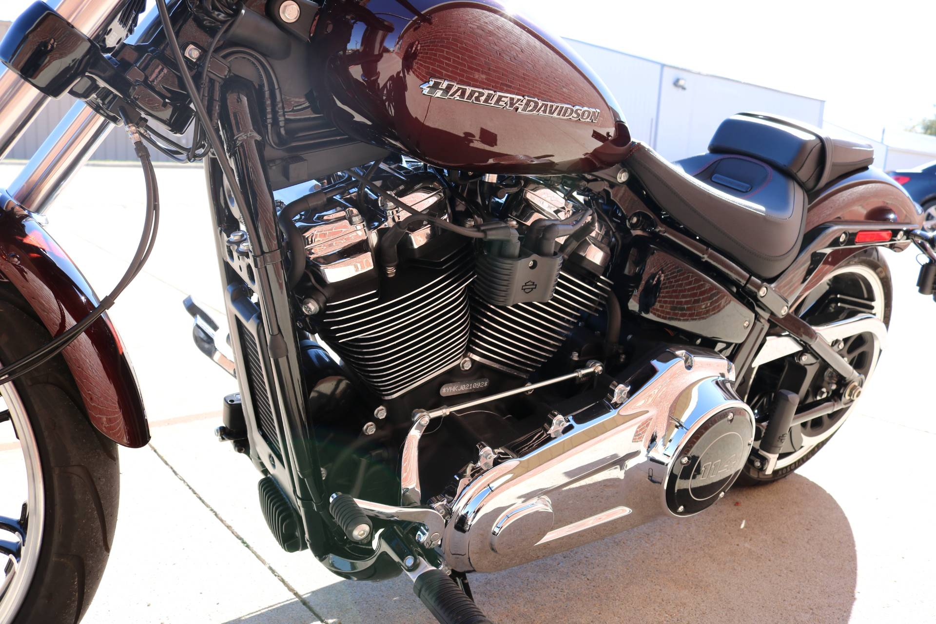 2018 Harley-Davidson Breakout® 114 in Ames, Iowa - Photo 10