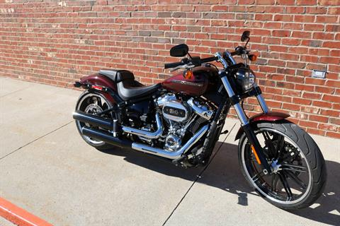 2018 Harley-Davidson Breakout® 114 in Ames, Iowa - Photo 4