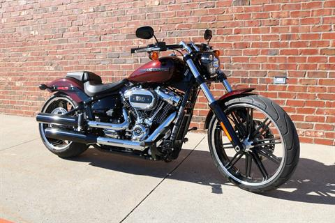 2018 Harley-Davidson Breakout® 114 in Ames, Iowa - Photo 2