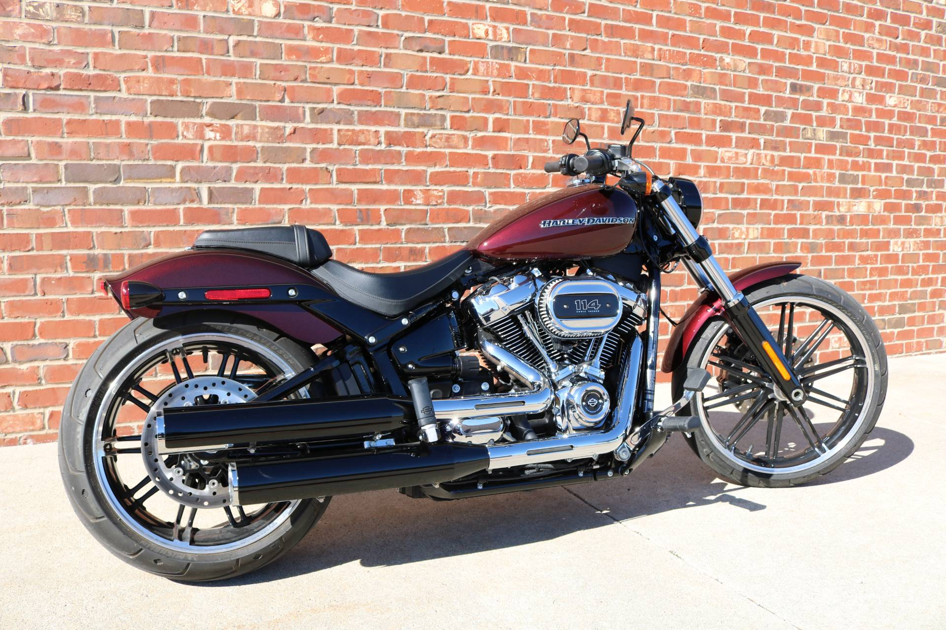 2018 Harley-Davidson Breakout® 114 in Ames, Iowa - Photo 11