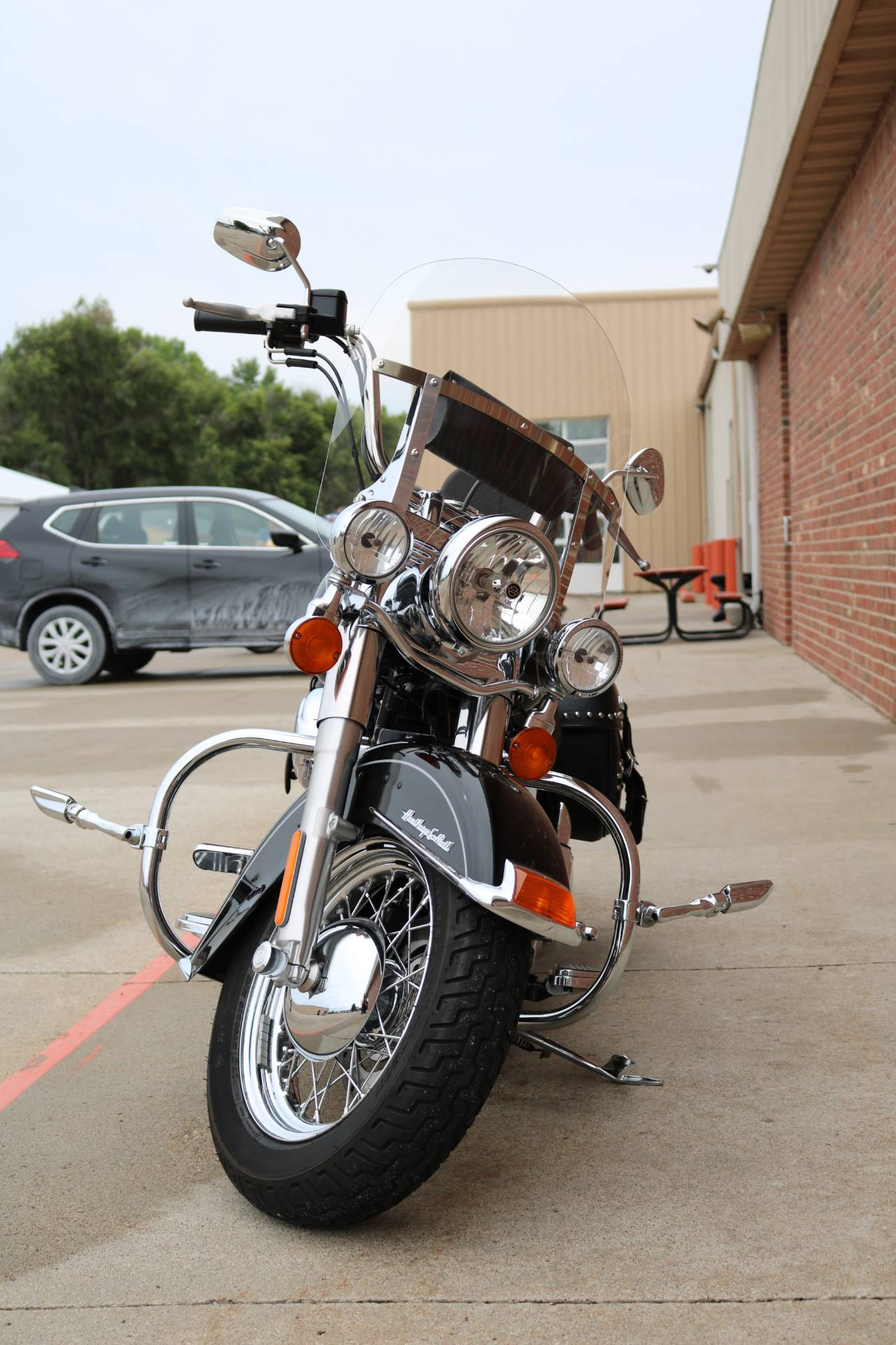 2013 Harley-Davidson Heritage Softail® Classic in Ames, Iowa - Photo 2