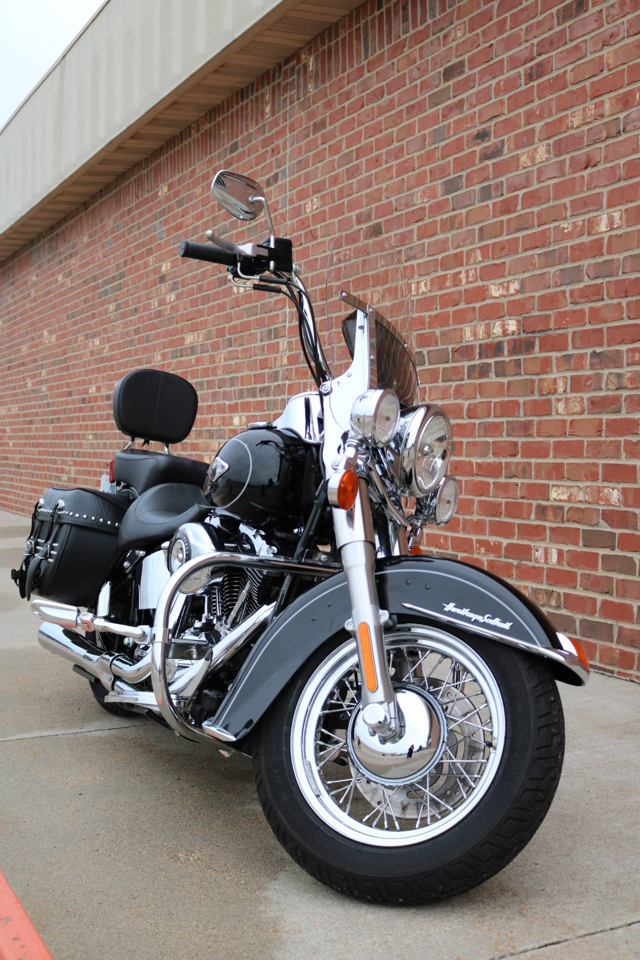 2013 Harley-Davidson Heritage Softail® Classic in Ames, Iowa - Photo 4