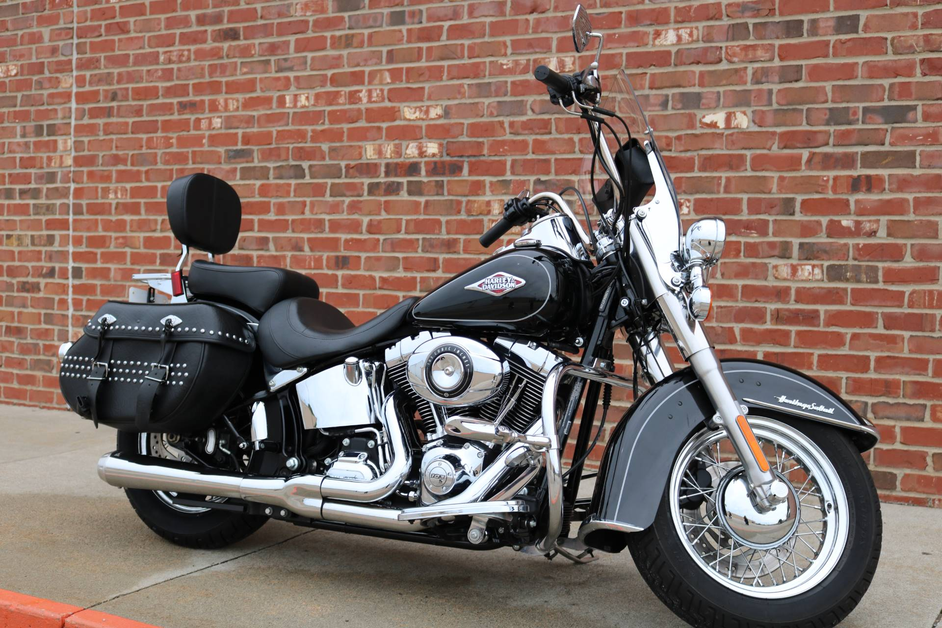 2013 Harley-Davidson Heritage Softail® Classic in Ames, Iowa - Photo 8