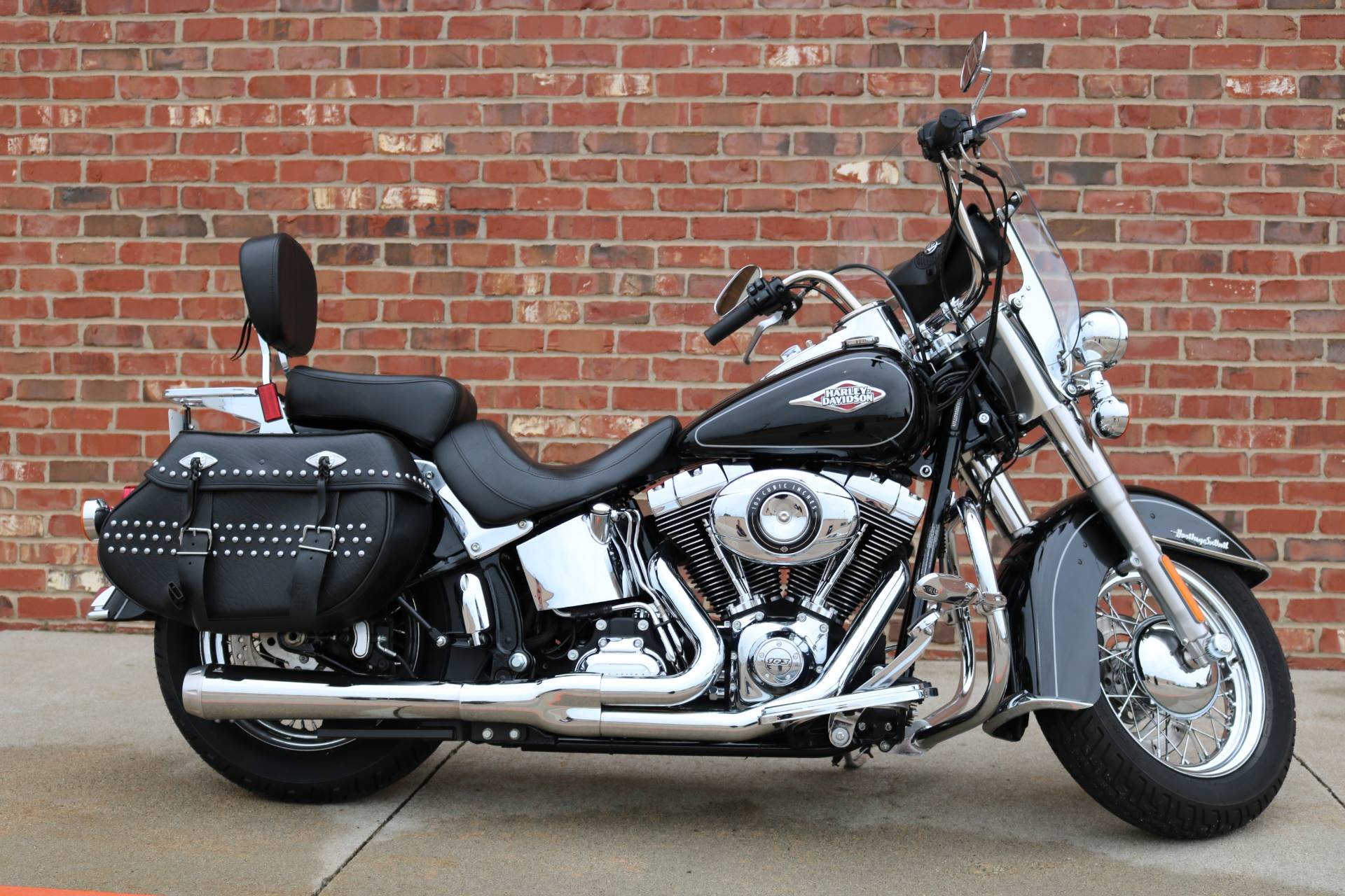 2013 Harley-Davidson Heritage Softail® Classic in Ames, Iowa - Photo 1