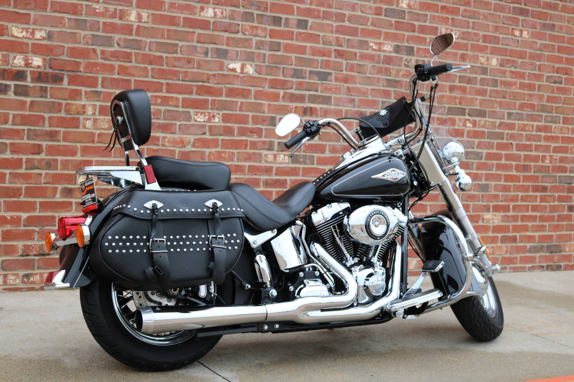 2013 Harley-Davidson Heritage Softail® Classic in Ames, Iowa - Photo 5