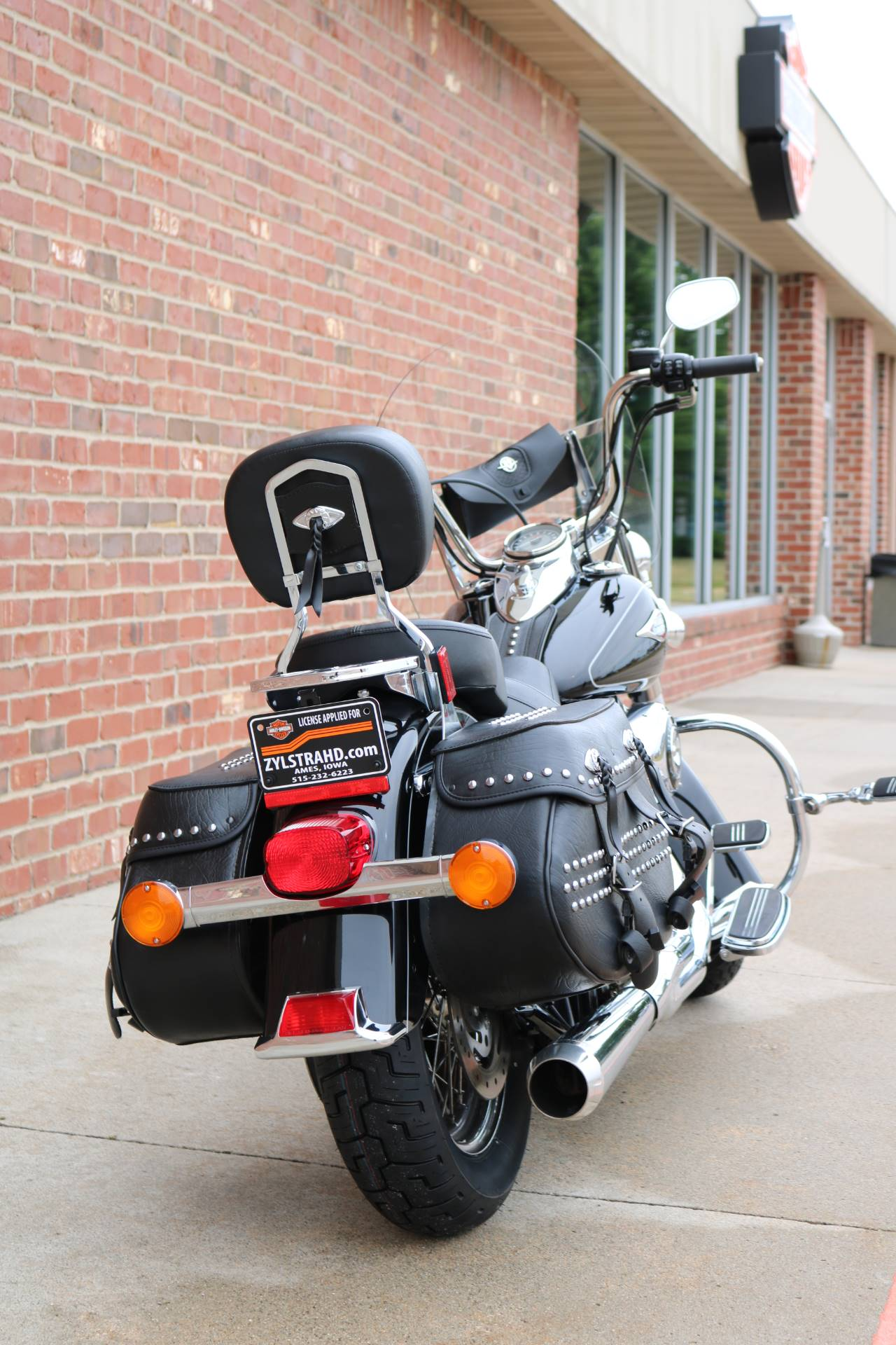 2013 Harley-Davidson Heritage Softail® Classic in Ames, Iowa - Photo 11