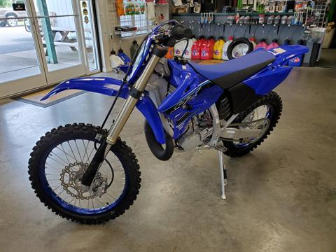 2021 Yamaha YZ250X in Herrin, Illinois - Photo 2