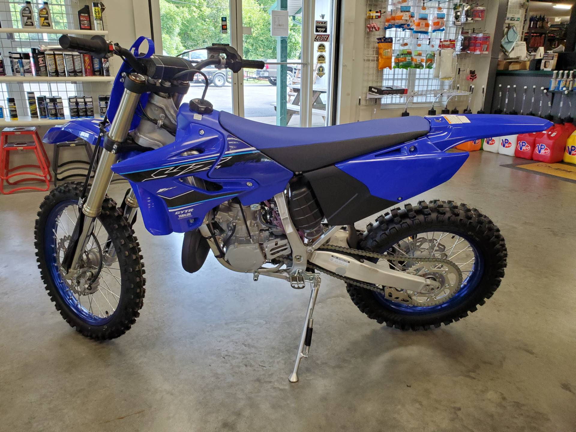 2021 Yamaha YZ250X in Herrin, Illinois - Photo 3