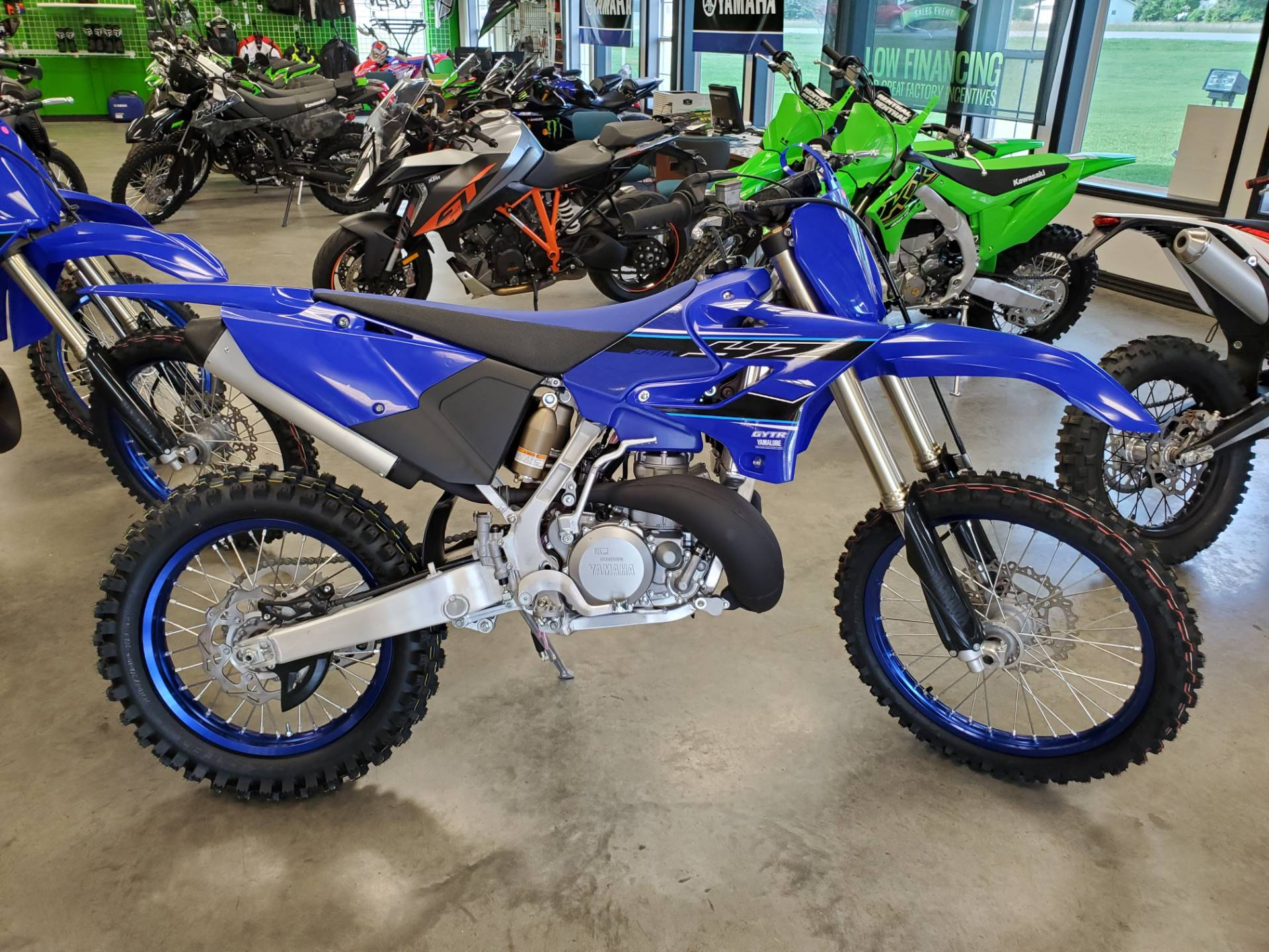 2021 Yamaha YZ250X in Herrin, Illinois - Photo 4