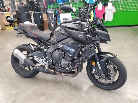 2020 Yamaha MT-10 in Herrin, Illinois - Photo 9