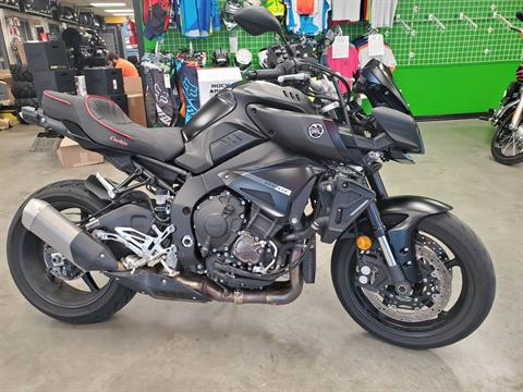 2020 Yamaha MT-10 in Herrin, Illinois - Photo 15