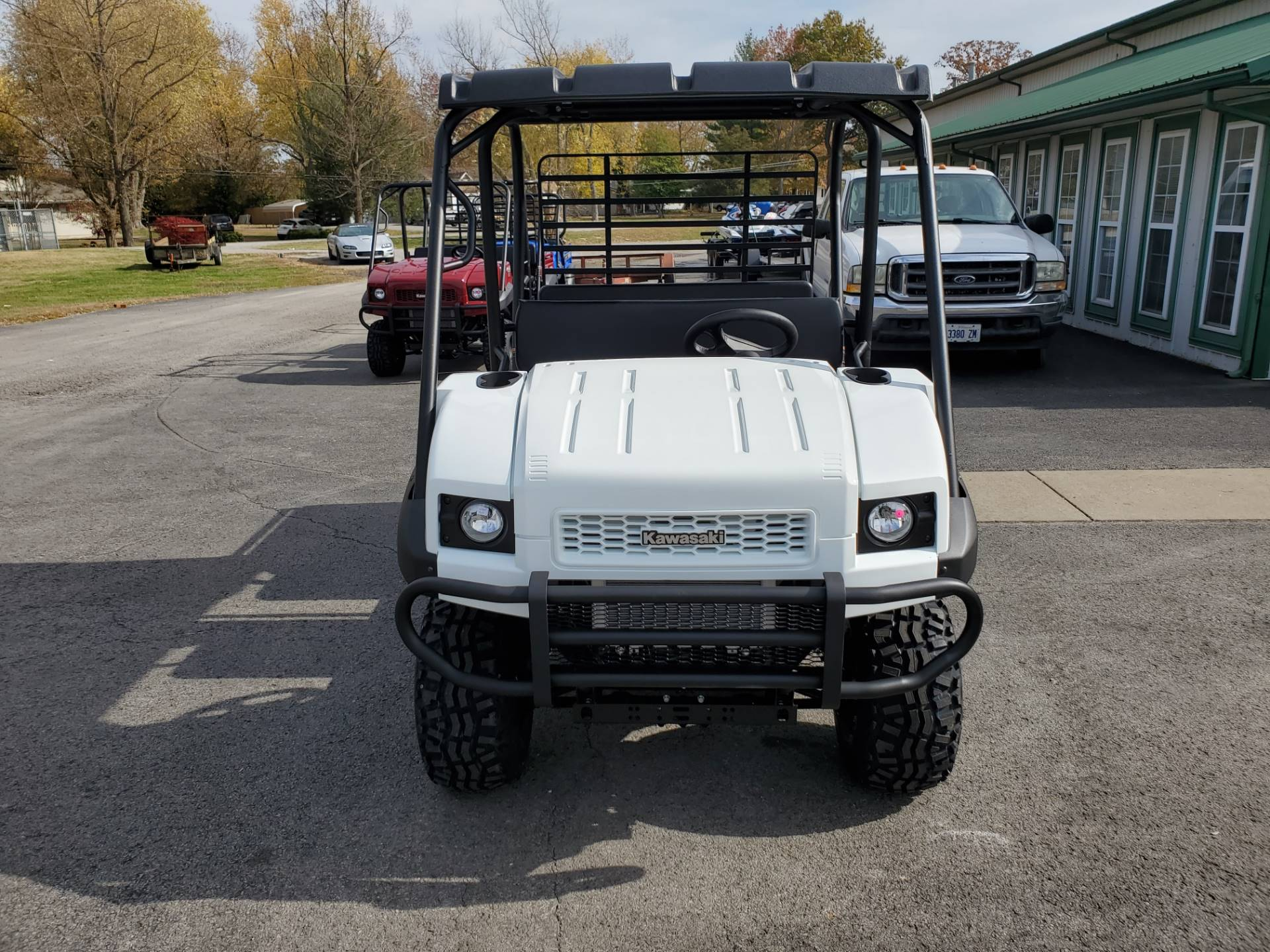 2021 Kawasaki Mule 4010 Trans4x4 FE in Herrin, Illinois - Photo 2