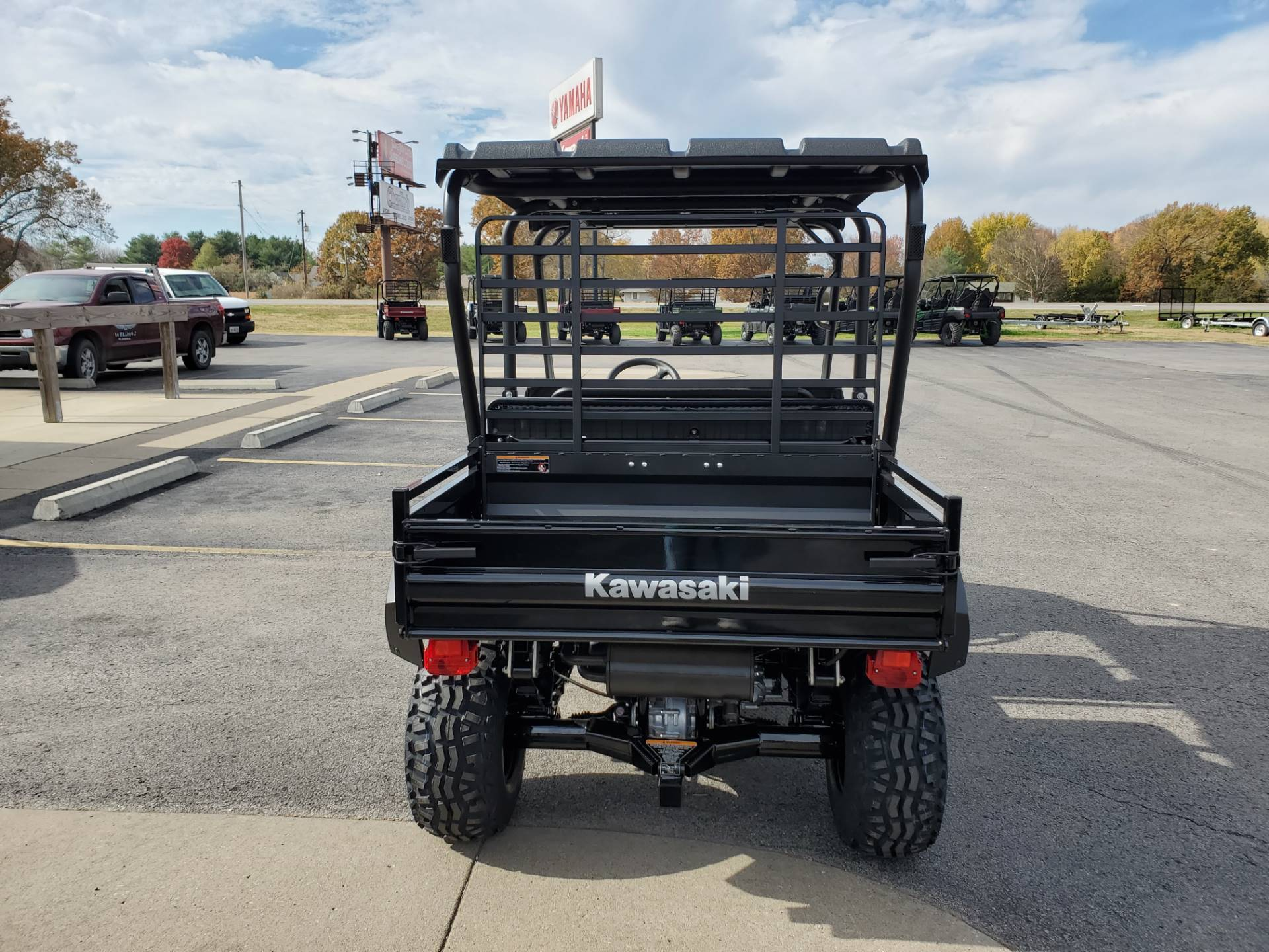 2021 Kawasaki Mule 4010 Trans4x4 FE in Herrin, Illinois - Photo 6