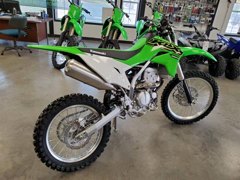 2021 Kawasaki KLX 300R in Herrin, Illinois - Photo 5