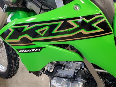 2021 Kawasaki KLX 300R in Herrin, Illinois - Photo 11