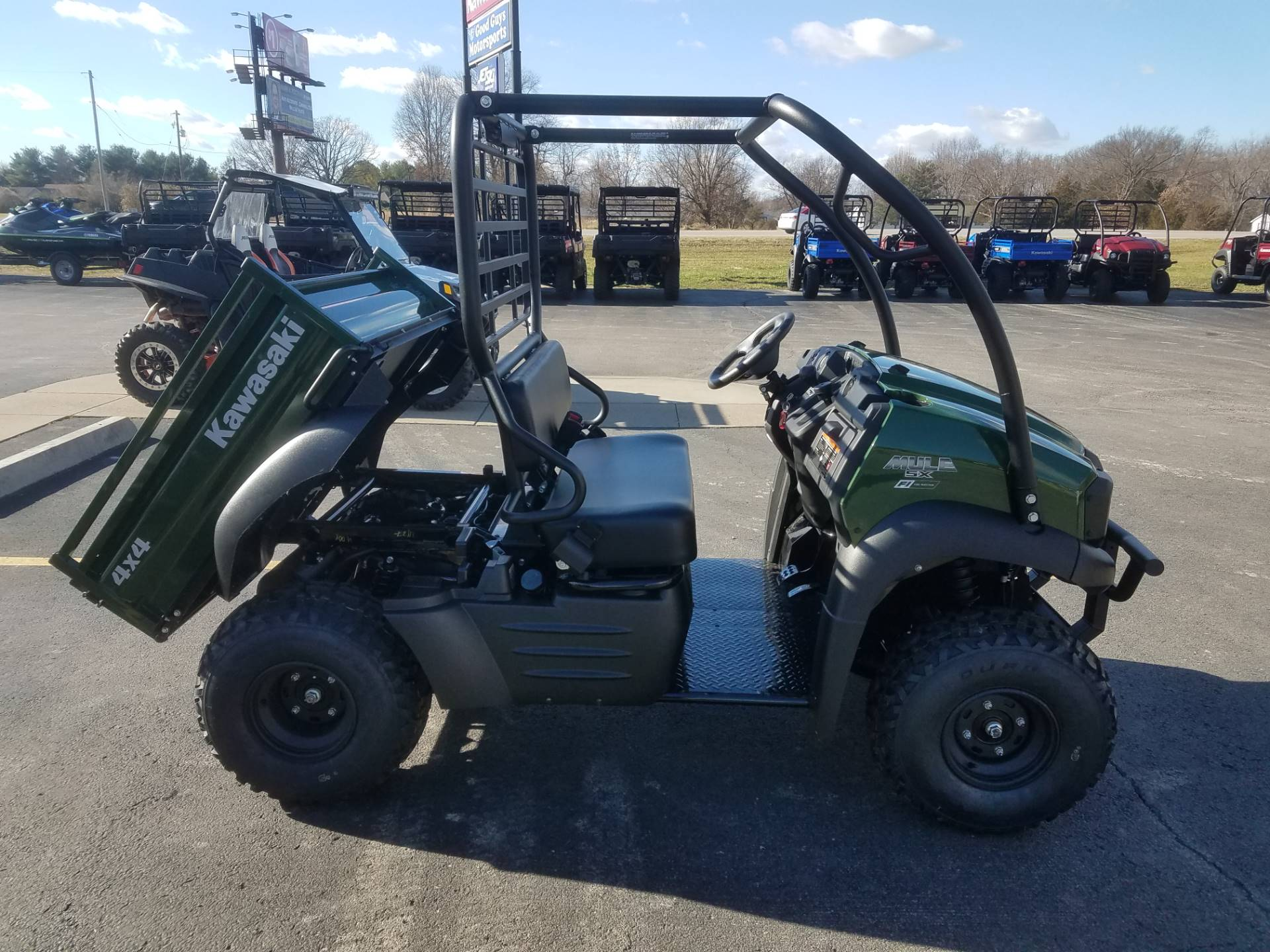 2020 Kawasaki Mule SX 4x4 FI in Herrin, Illinois - Photo 5