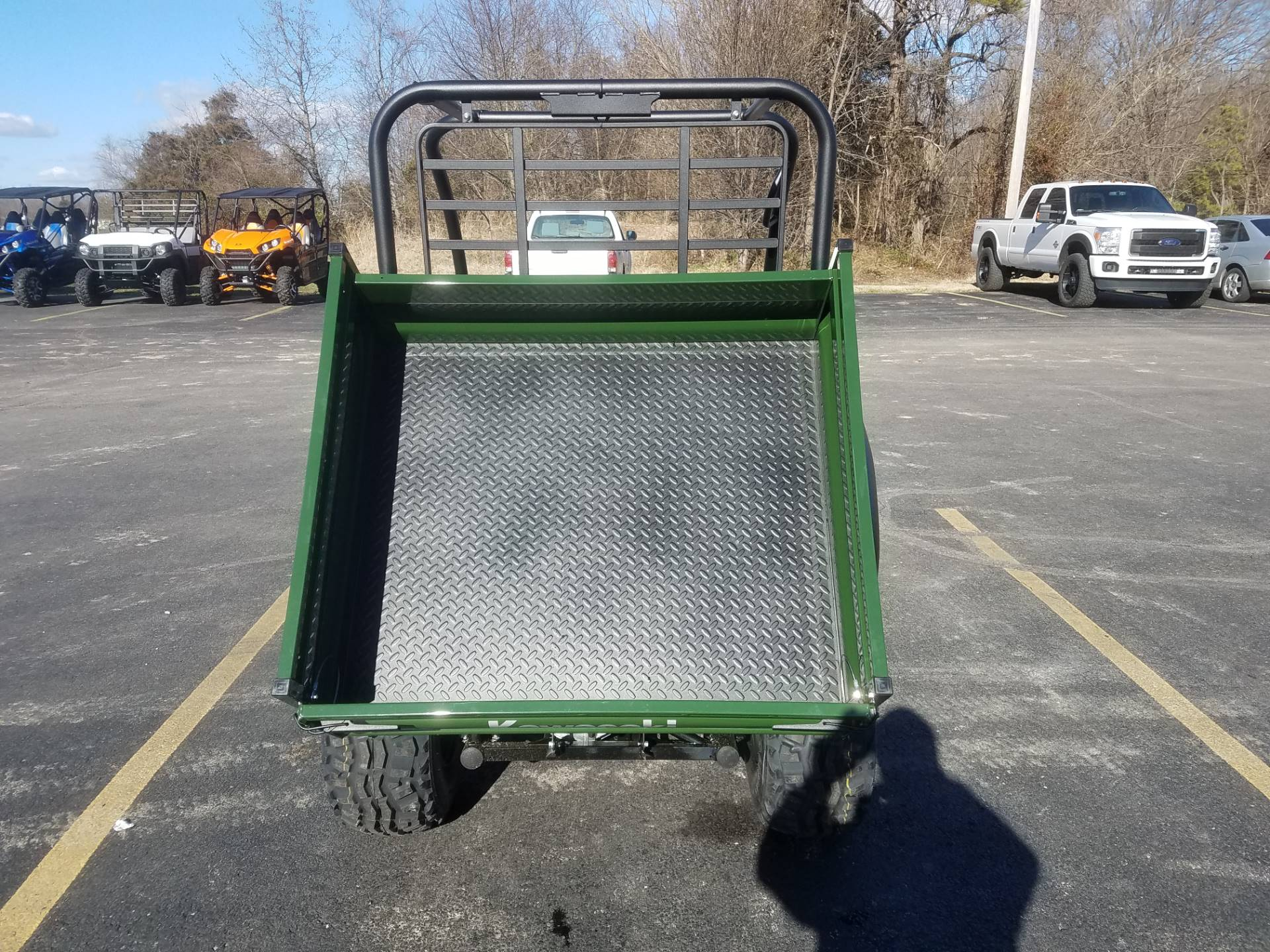 2020 Kawasaki Mule SX 4x4 FI in Herrin, Illinois - Photo 6