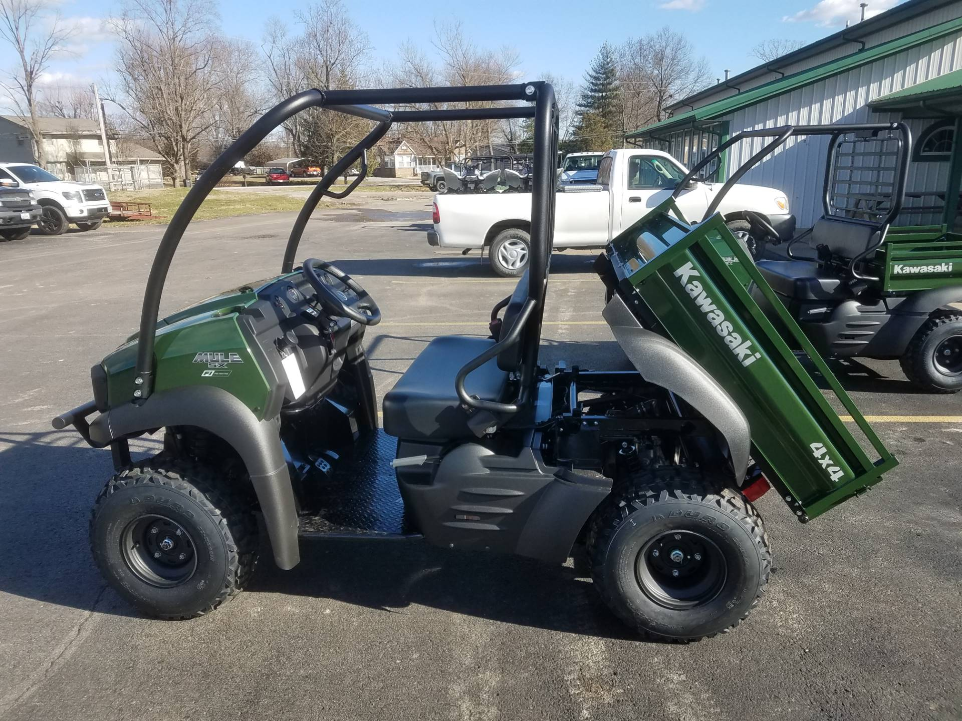 2020 Kawasaki Mule SX 4x4 FI in Herrin, Illinois - Photo 8