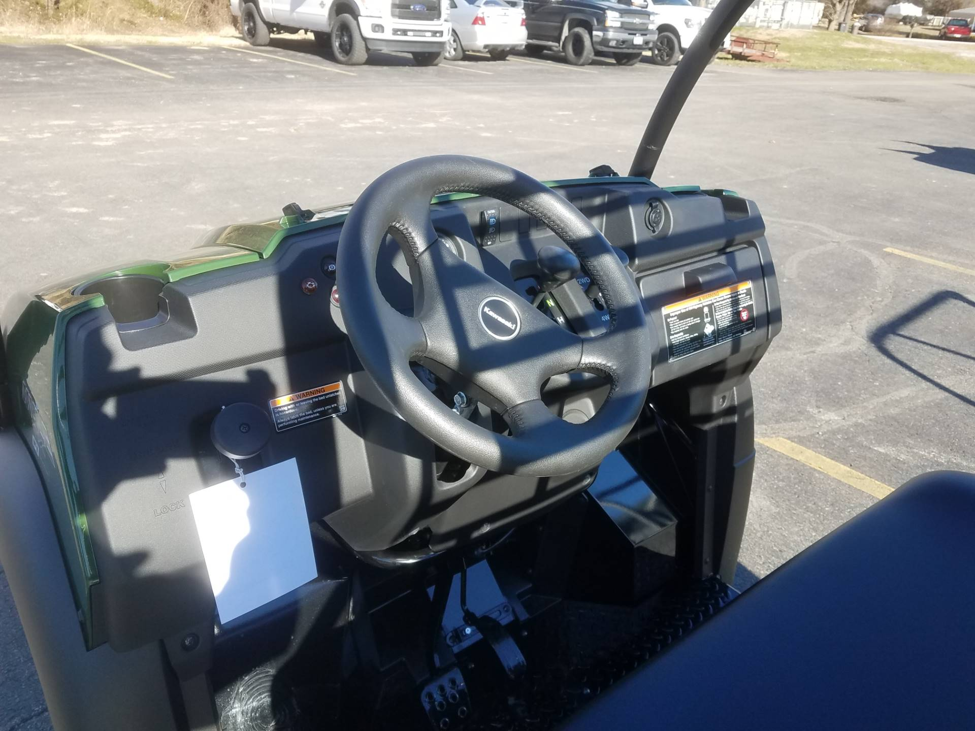 2020 Kawasaki Mule SX 4x4 FI in Herrin, Illinois - Photo 10