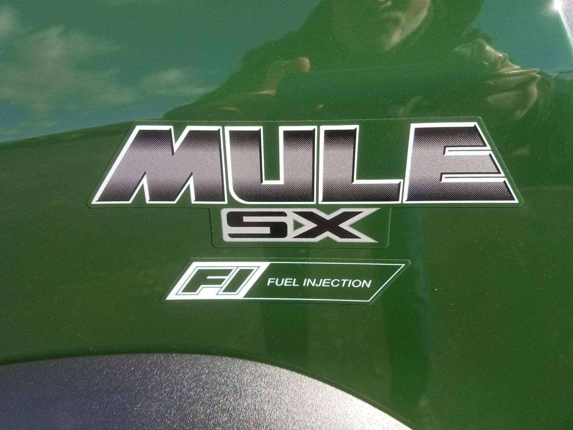 2020 Kawasaki Mule SX 4x4 FI in Herrin, Illinois - Photo 11