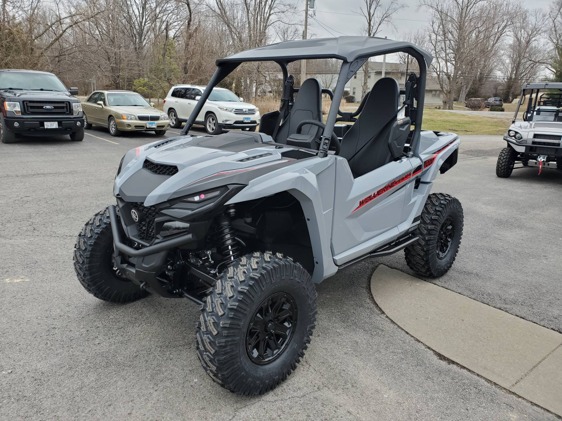 2021 Yamaha Wolverine RMAX2 1000 in Herrin, Illinois - Photo 1