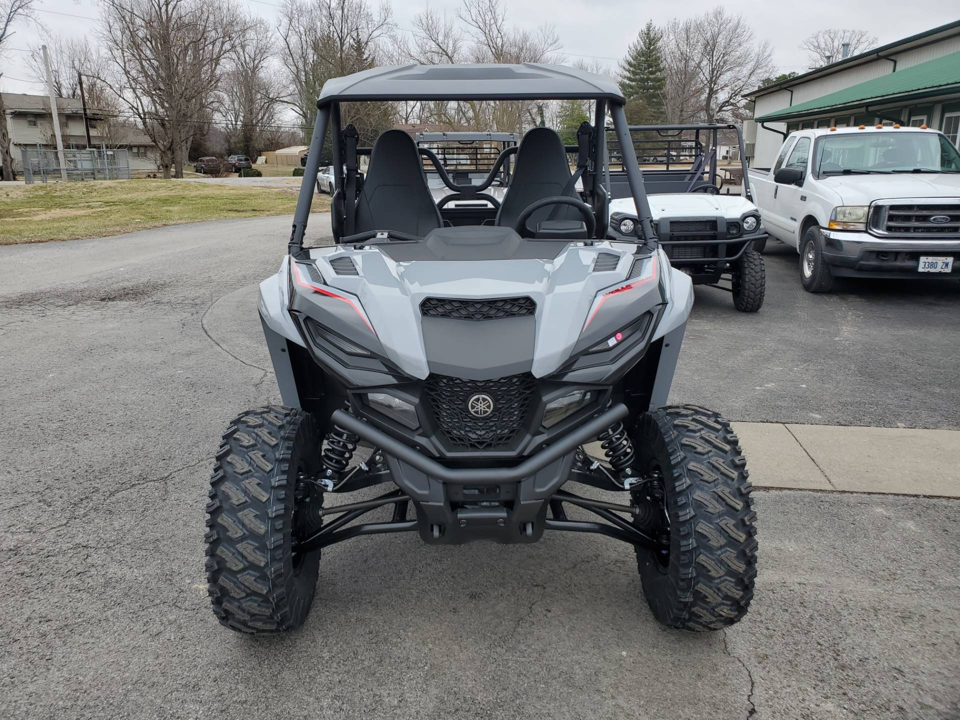 2021 Yamaha Wolverine RMAX2 1000 in Herrin, Illinois - Photo 2