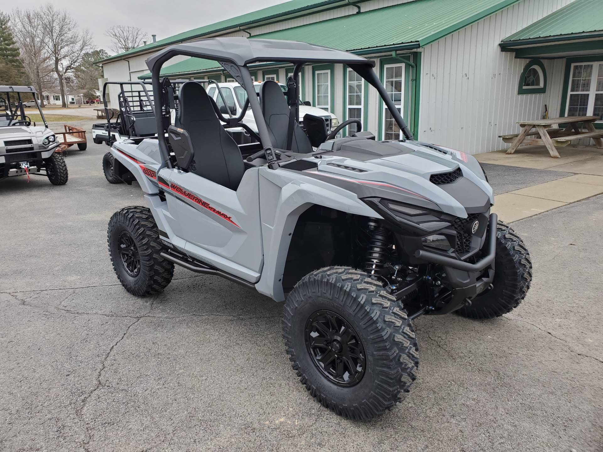 2021 Yamaha Wolverine RMAX2 1000 in Herrin, Illinois - Photo 3