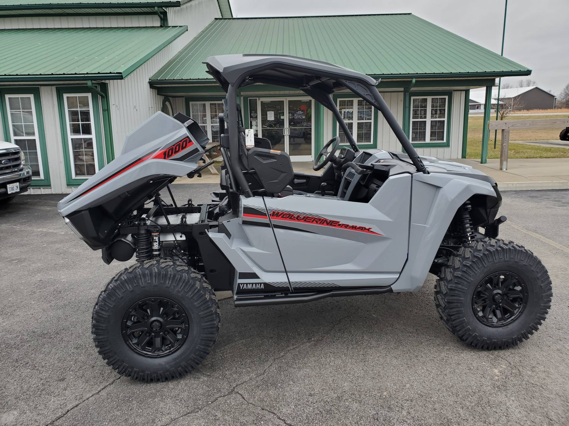 2021 Yamaha Wolverine RMAX2 1000 in Herrin, Illinois - Photo 12