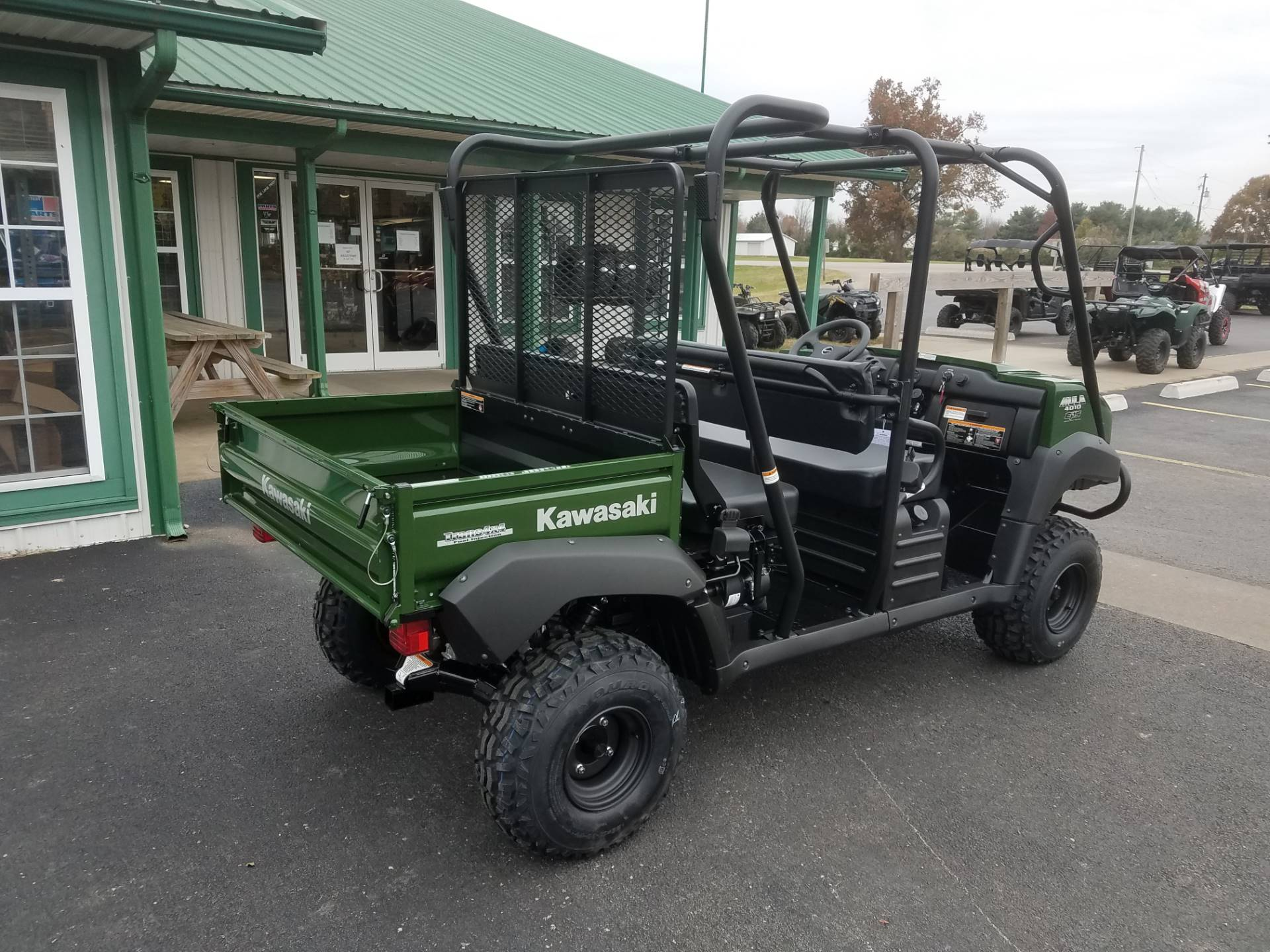 2020 Kawasaki Mule 4010 Trans4x4 in Herrin, Illinois - Photo 5