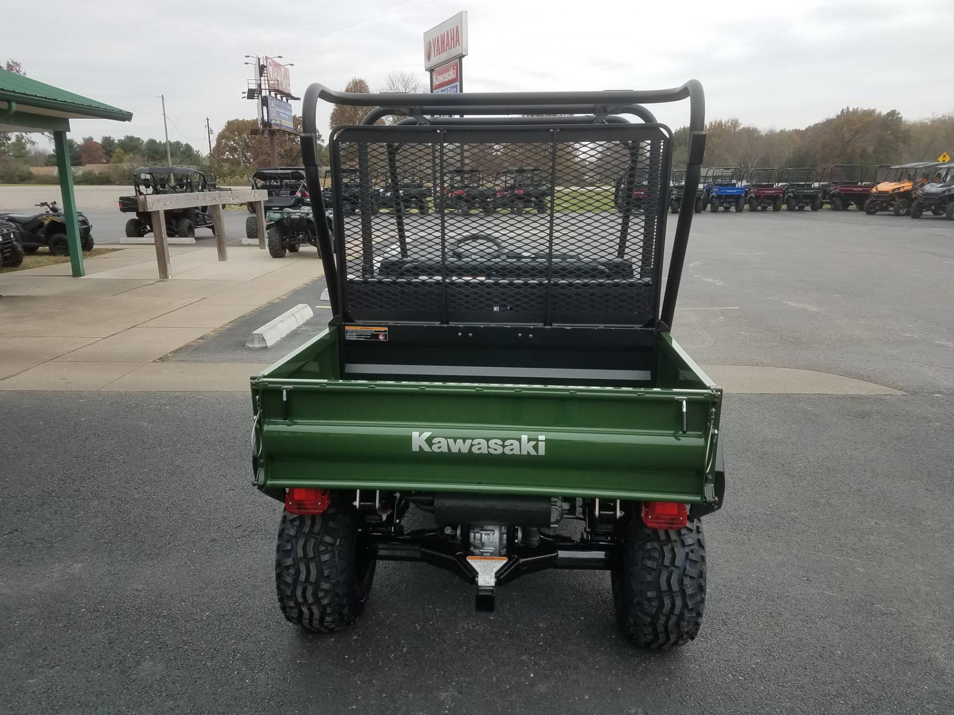 2020 Kawasaki Mule 4010 Trans4x4 in Herrin, Illinois - Photo 6