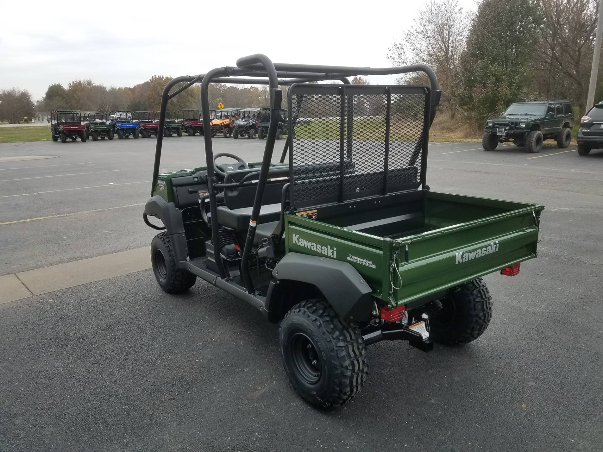 2020 Kawasaki Mule 4010 Trans4x4 in Herrin, Illinois - Photo 7