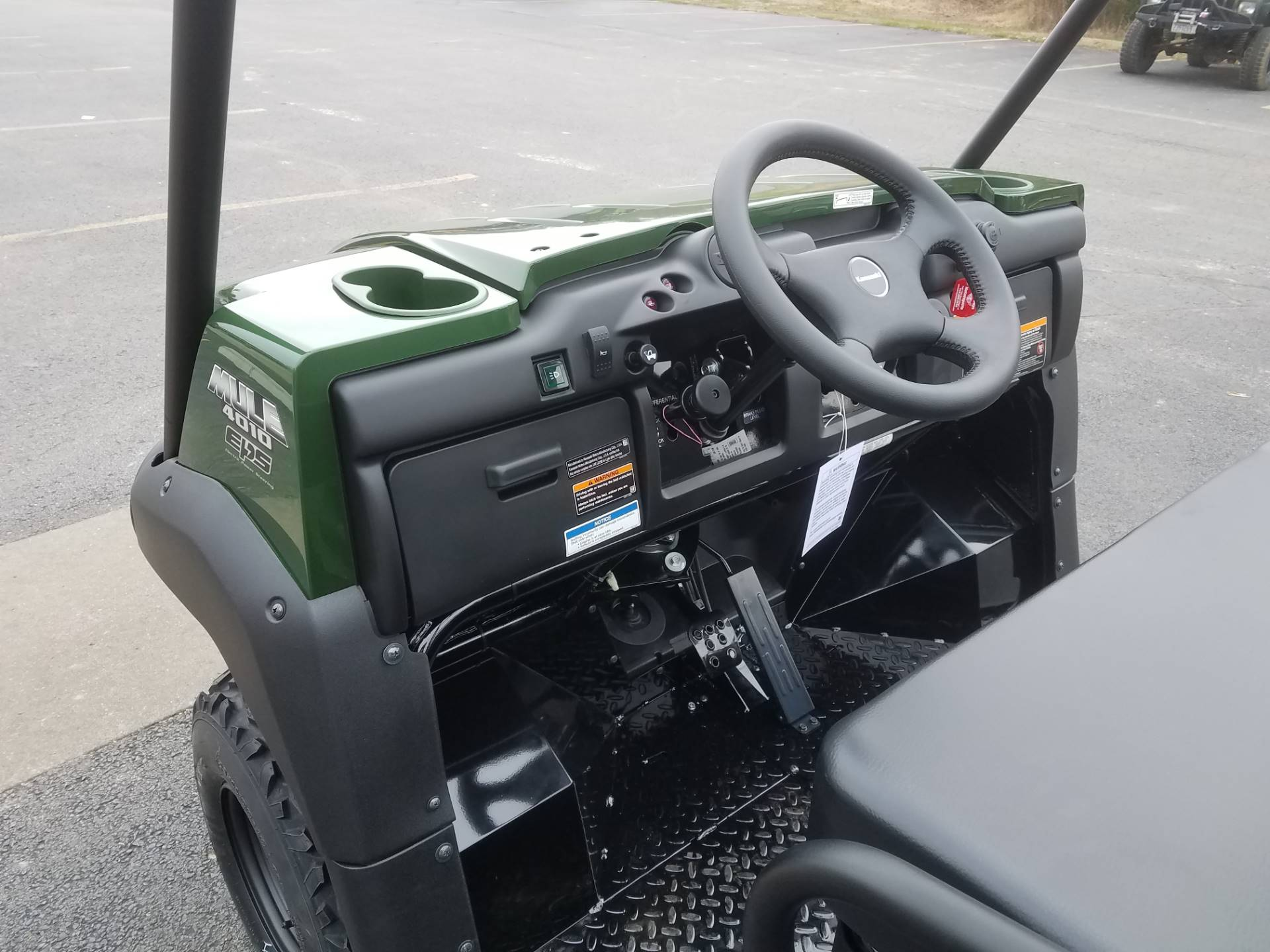 2020 Kawasaki Mule 4010 Trans4x4 in Herrin, Illinois - Photo 10
