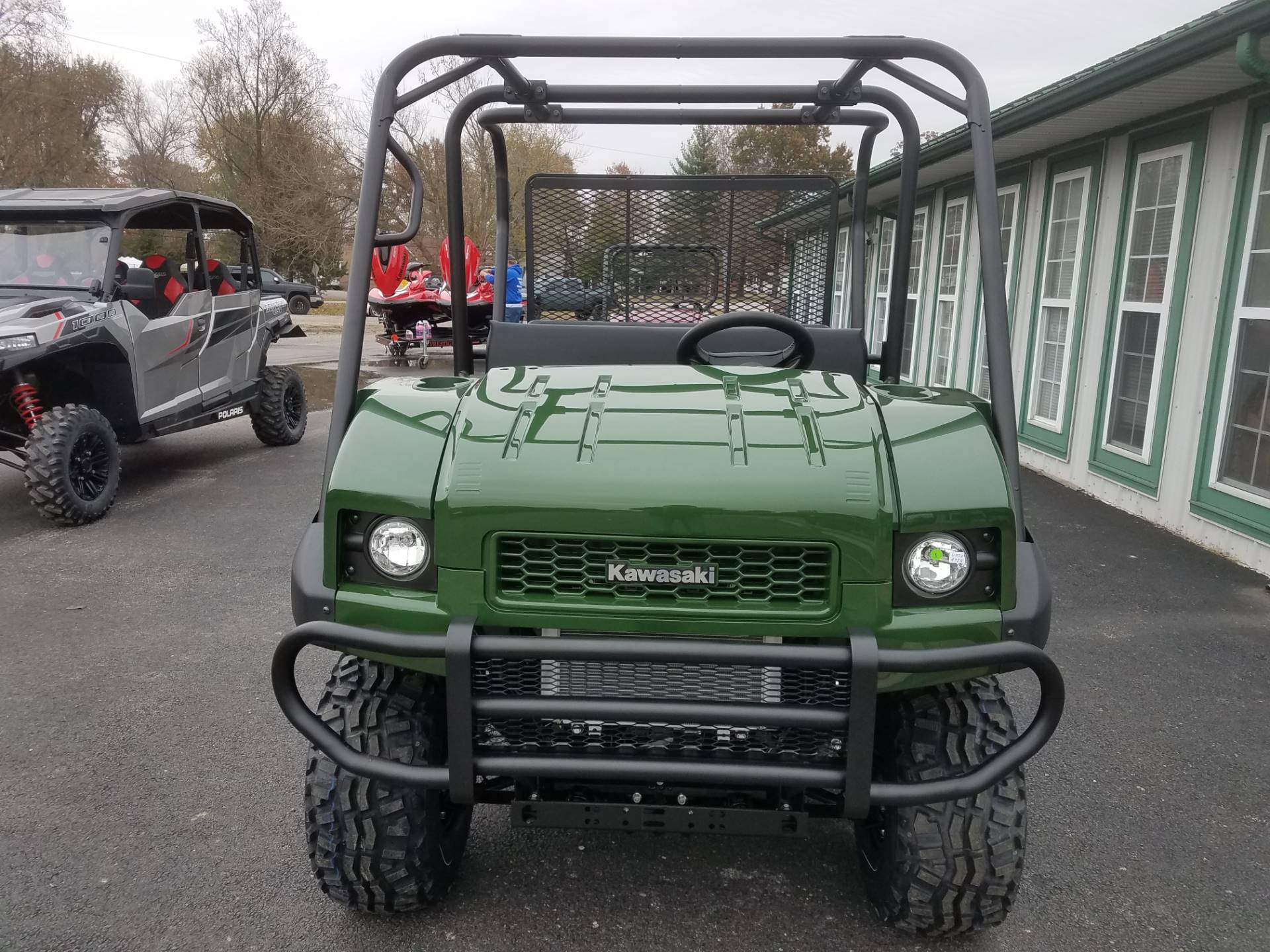 2020 Kawasaki Mule 4010 Trans4x4 in Herrin, Illinois - Photo 12