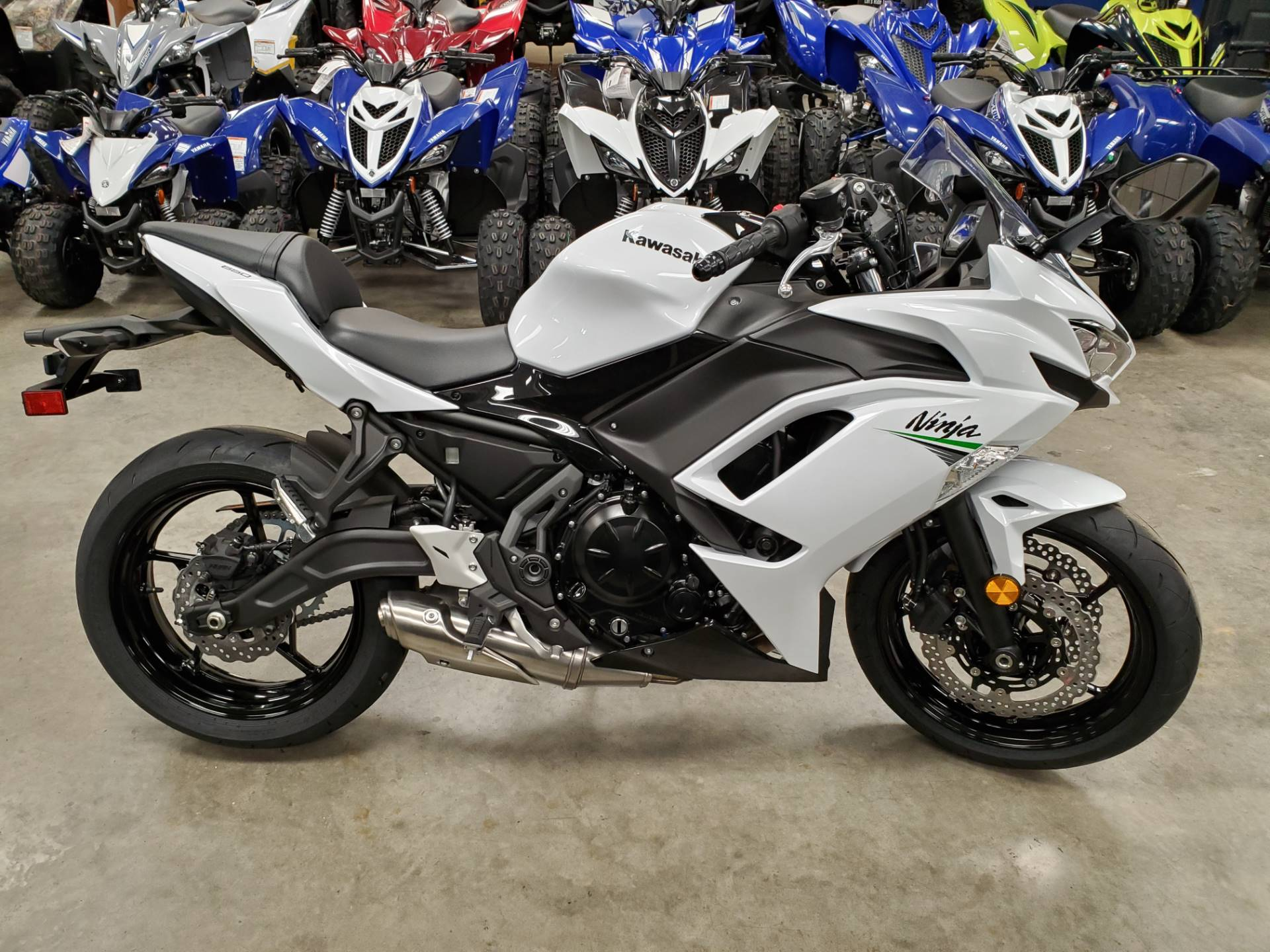 2020 Kawasaki Ninja 650 in Herrin, Illinois - Photo 1