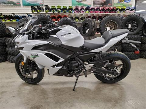 2020 Kawasaki Ninja 650 in Herrin, Illinois - Photo 4