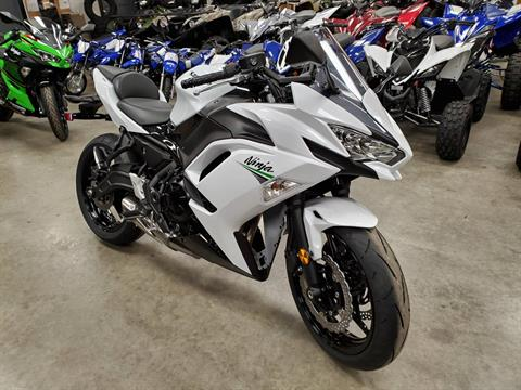 2020 Kawasaki Ninja 650 in Herrin, Illinois - Photo 5