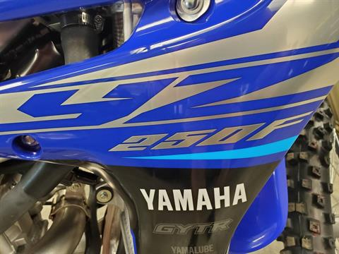 2020 Yamaha YZ250F in Herrin, Illinois - Photo 12