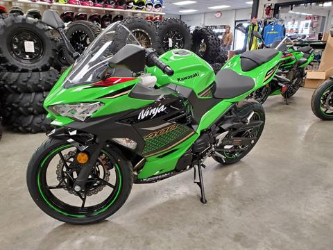 2020 Kawasaki Ninja 400 KRT Edition in Herrin, Illinois - Photo 2