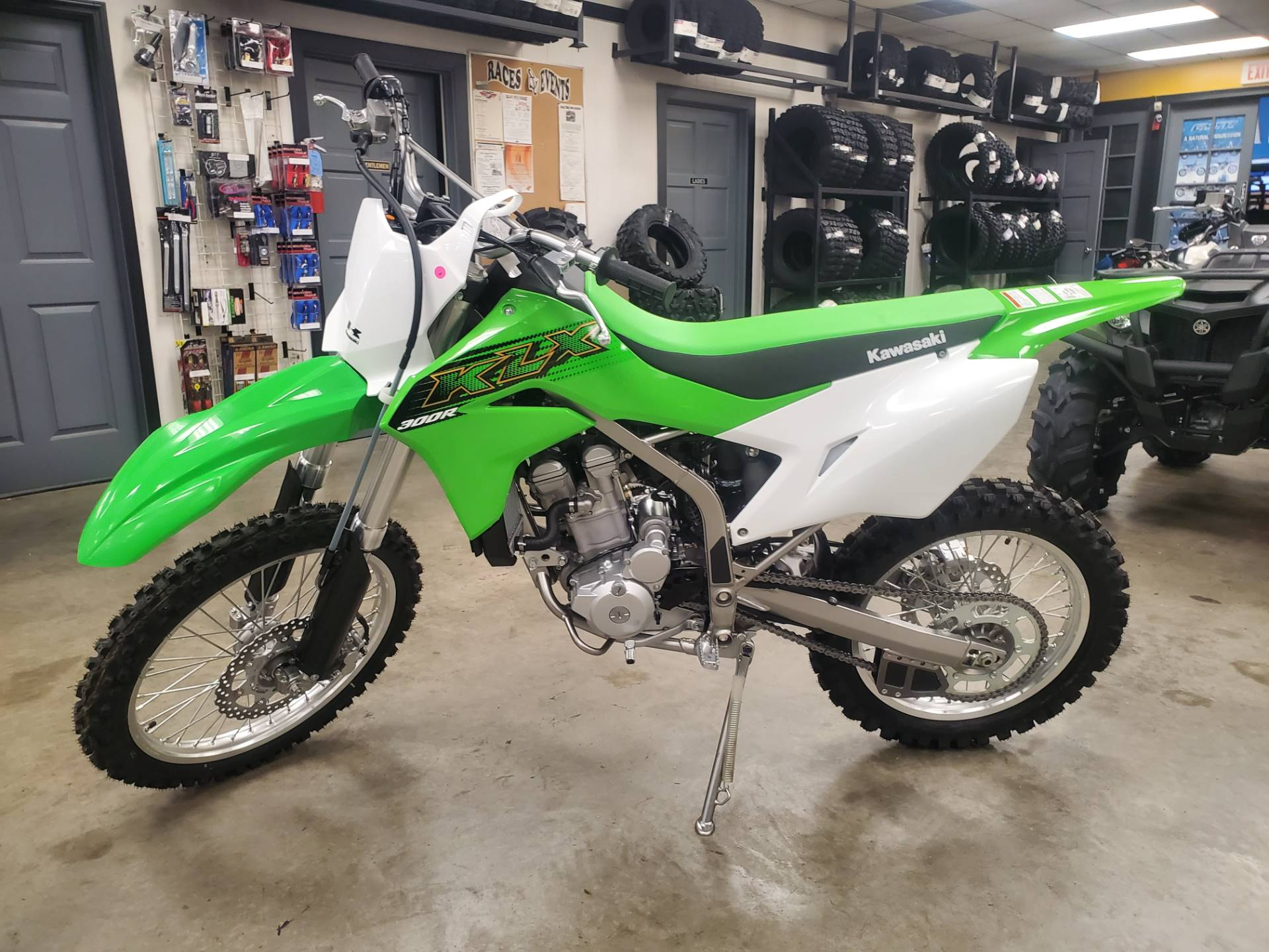 2020 Kawasaki KLX 300R in Herrin, Illinois - Photo 4