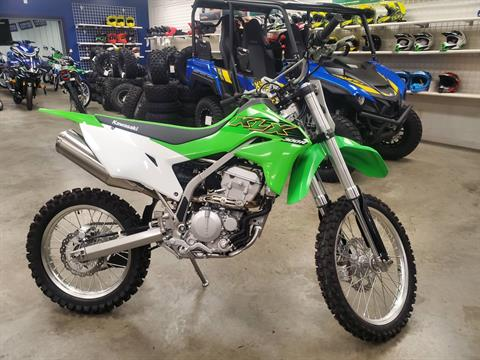 2020 Kawasaki KLX 300R in Herrin, Illinois - Photo 5