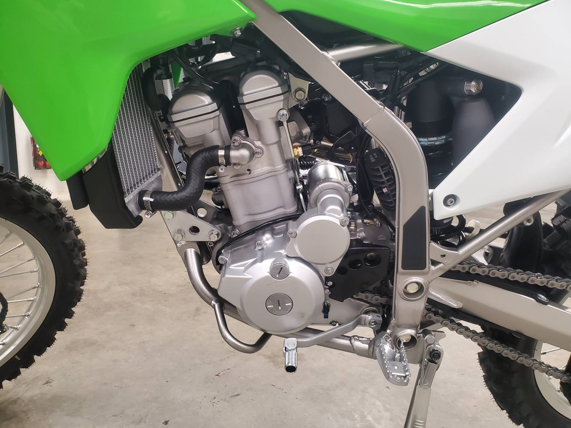 2020 Kawasaki KLX 300R in Herrin, Illinois - Photo 9