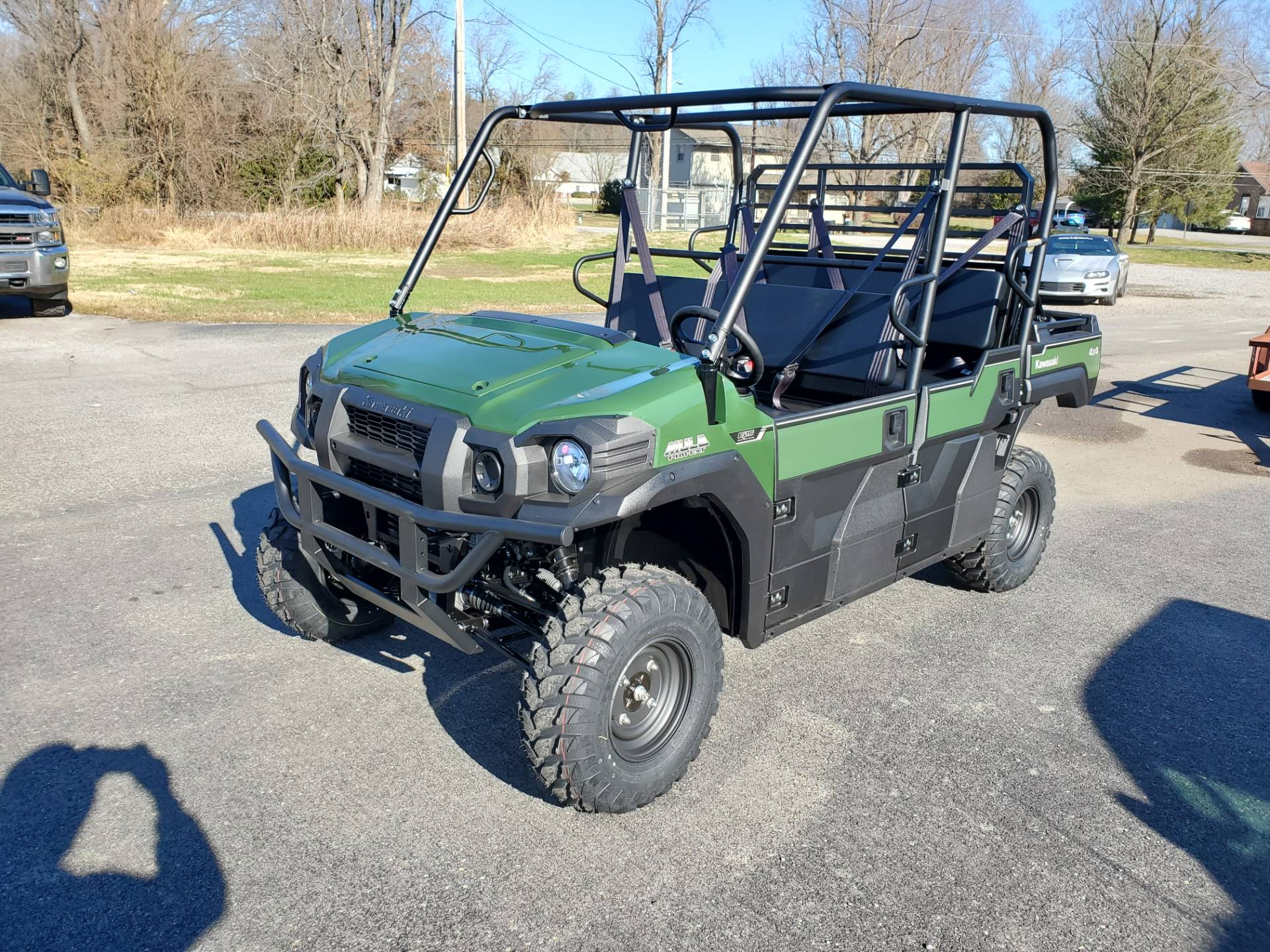 2021 Kawasaki Mule PRO-FXT EPS in Herrin, Illinois - Photo 1